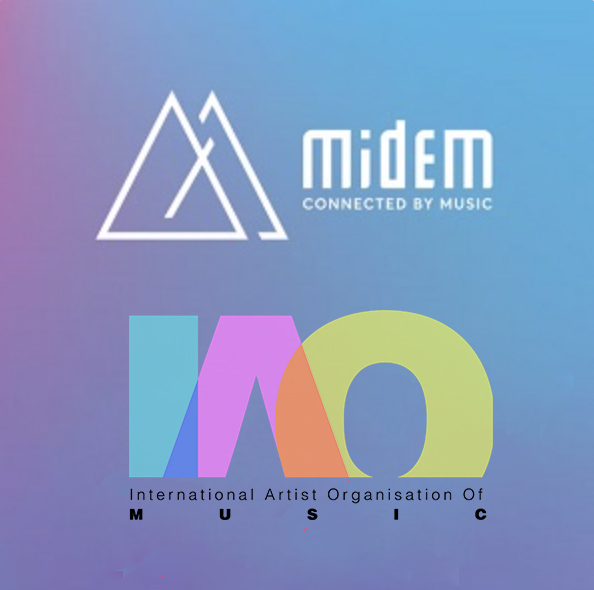 Meet us at MIDEM at our brand new 'Artist Hub' !